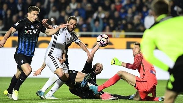 Atalanta 2-2 Juventus maçı özeti ve golleri (İZLE)
