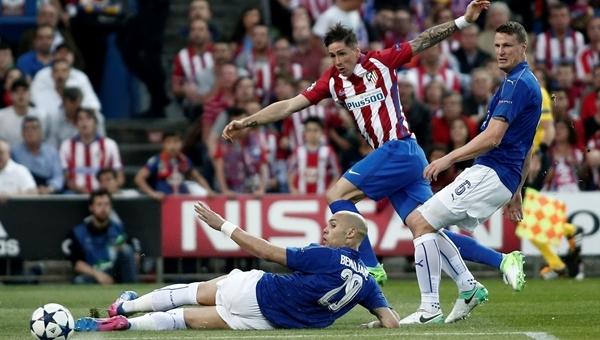 Atletico Madrid 1-0 Leicester City maç özeti ve golü