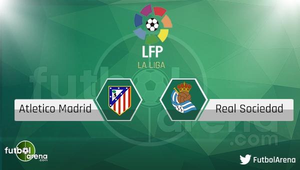 Atletico Madrid - Real Sociedad maçı saat kaçta, hangi kanalda? (Atletico Madrid Real Sociedad şifresiz canlı nasıl izleme)