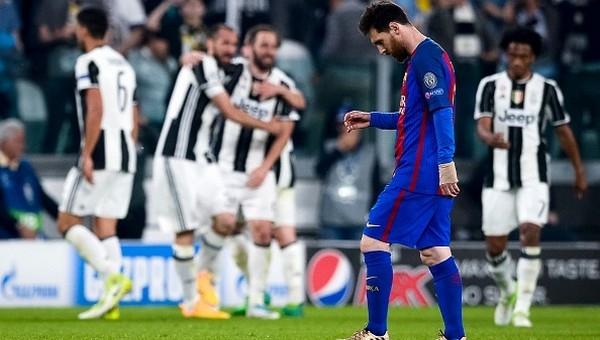 Barcelona, Juventus'u eler mi?