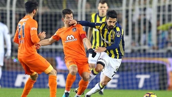 Başakşehir ve Fenerbahçe'nin Türkiye Kupası performansı