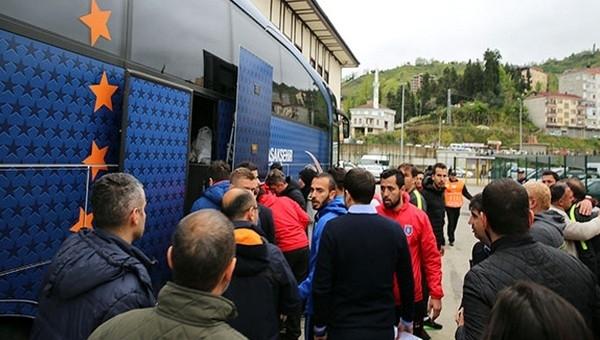 Başakşehirli futbolcuların cezası açıklandı