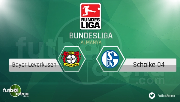 Bayer Leverkusen - Schalke 04 maçı saat kaçta, hangi kanalda? (ŞİFRESİZ CANLI İZLE)