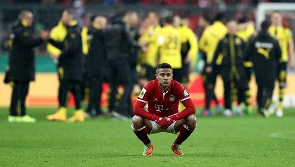 Bayern Münih 2-3 Borussia Dortmund maçı özeti ve golleri