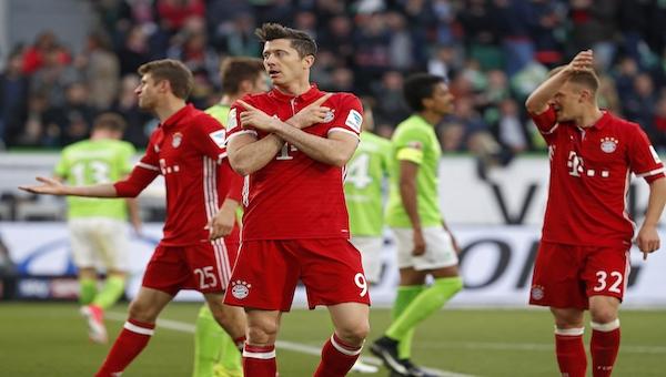 Bayern Münih bitime 3 hafta kala şampiyonluğunu ilan etti