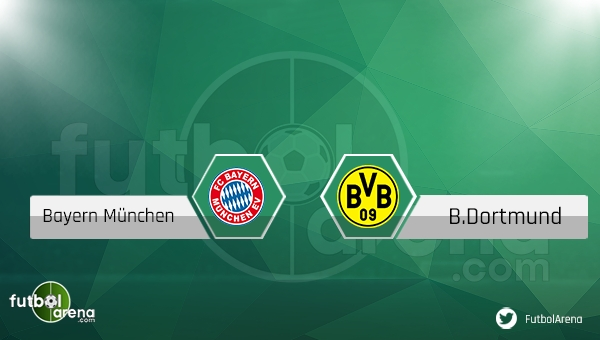 Bayern Münih - Dortmund hangi kanalda?