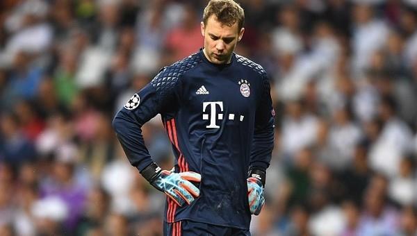 Bayern Münih'de Manuel Neuer sezonu kapattı