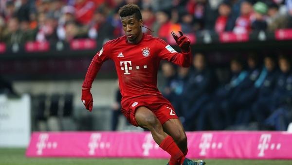 Bayern Münih'ten Kingsley Coman kararı