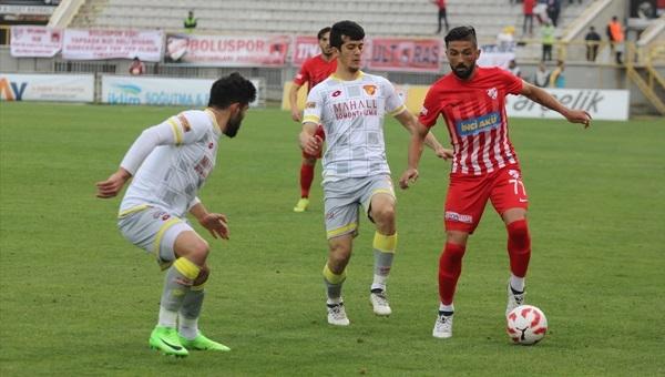 Boluspor 1-0 Göztepe maçı özeti ve golü