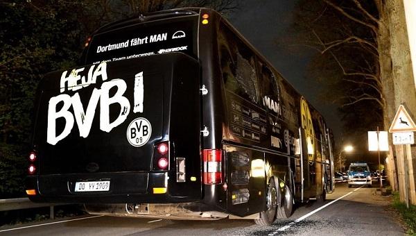 Borussia Dortmund takım otobüsüne saldırıda yeni gelişme