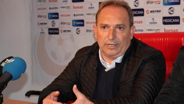 Can Cangök'ten Samsunspor maçının hakemine tepki - Balıkesirspor Haberleri