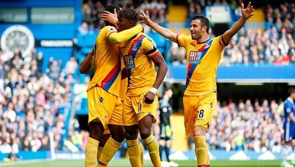 Chelsea 1-2 Crystal Palace maçı özeti ve golleri