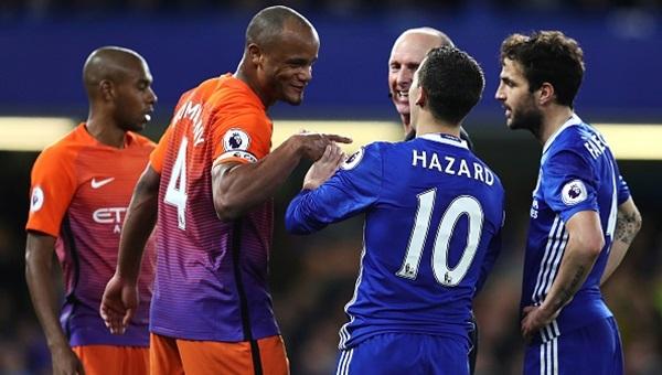 Chelsea - Manchester City maçı özeti ve golleri