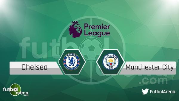 Chelsea - Manchester City maçı saat kaçta, hangi kanalda? (Chelsea Manchester City şifresiz canlı nasıl izlerim?)