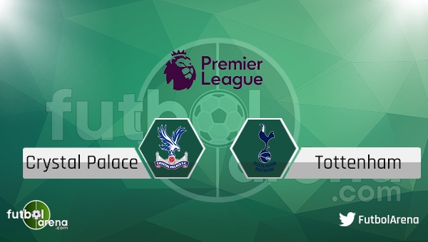 Crystal Palace - Tottenham Hotspur maçı saat kaçta, hangi kanalda? (Crystal Palace Tottenham maçı şifresiz nasıl izlerim?)