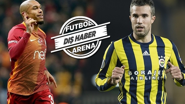 De Jong ve Van Persie için transfer itirafı