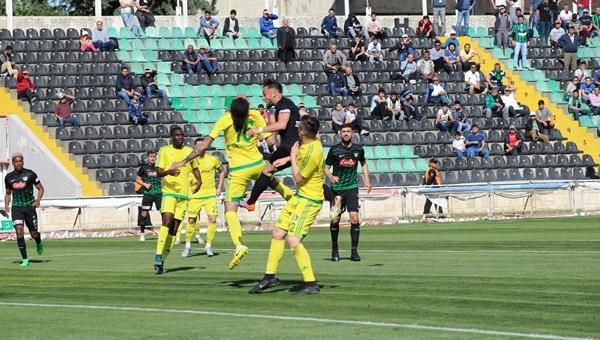 Denizlispor 2-4 Şanlıurfaspor maçı özeti ve golleri