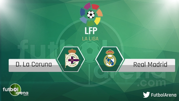 Deportivo - Real Madrid maçı saat kaçta, hangi kanalda? (Deportivo Real Madrid şifresiz nasıl izlerim?)