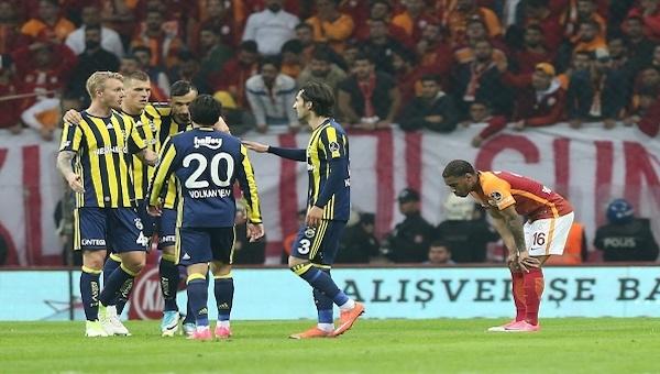 Derbi canavarı Fenerbahçe!