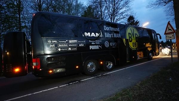 Dortmund otobüsüne bombalı saldırıda sıcak gelişme! Alman bakan açıkladı...