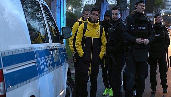 Dortmund saldırısıyla ilgili tutuklama