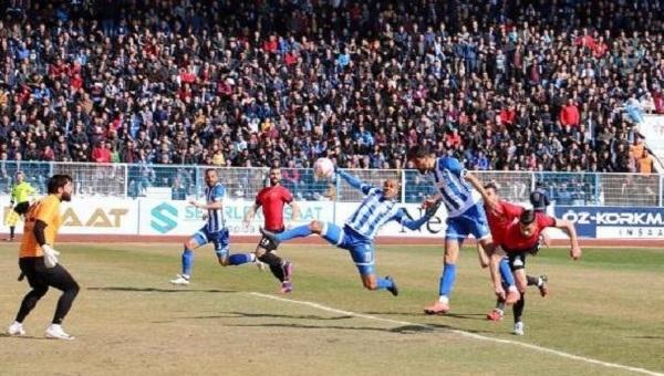 Erzurumspor - Hacettepe maçı CANLI izle