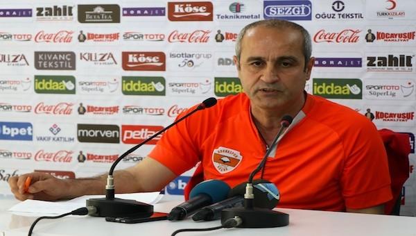 Eyüp Arın: ''Beşiktaş maçında elimizden geleni yapacağız''