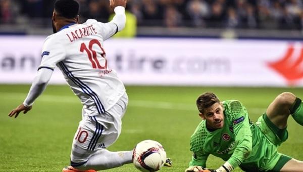 Fabri'ye Lyon maçı sonrası takım arkadaşından destek - Beşiktaş Haberleri