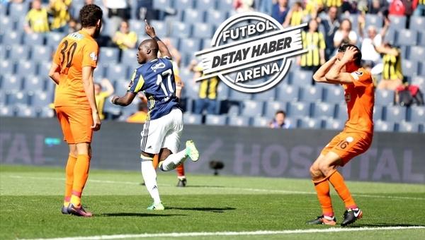 Fenerbahçe, 2017 yılında ilki başardı