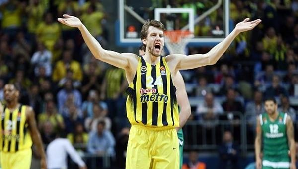 Fenerbahçe Final Four'da! Panathinaikos'u eleyerek tarih yazdı...
