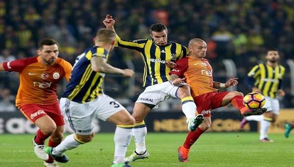 Fenerbahçe'de gözler derbiye çevrildi