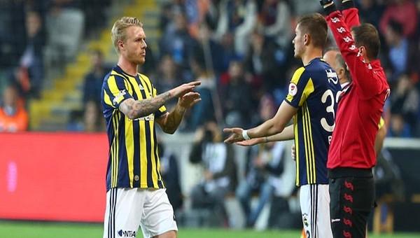 Fenerbahçe'de Simon Kjaer'in sakatlığında son durum
