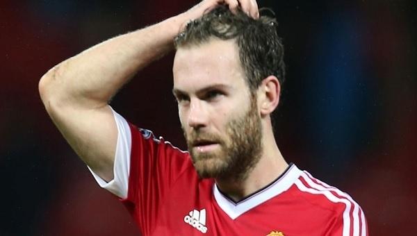 Manchester United'da Juan Mata şoku!