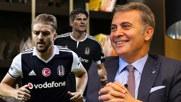 Fikret Orman'dan transfer itirafı! Caner Erkin, Mario Gomez - Beşiktaş Haberleri