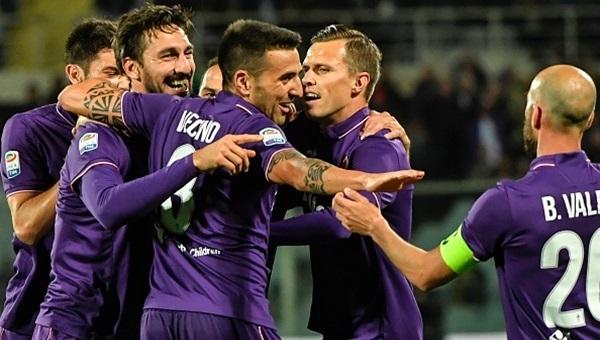 Fiorentina 5-4 Inter maçı özeti ve golleri (İZLE)