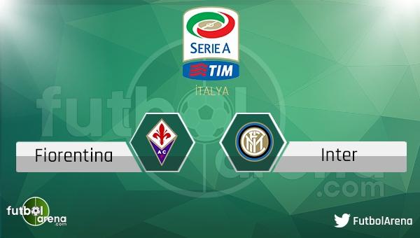 Fiorentina - Inter maçı saat kaçta, hangi kanalda? (CANLI İZLE)