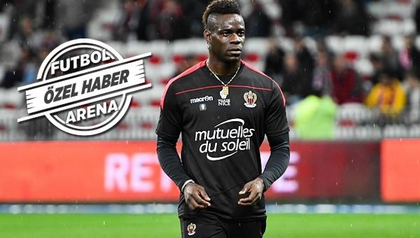 Galatasaray, Balotelli'yi transfer edecek mi?