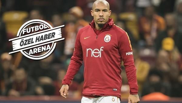 Galatasaray'da Nigel de Jong kararı