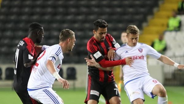 Gaziantepspor - Karabükspor maç özeti