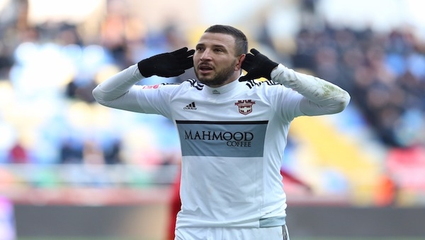 Gaziantepspor'da Ghilas'ın yerine kim oynayacak?