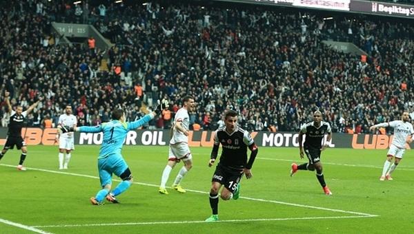Gençler koştu, Beşiktaş coştu