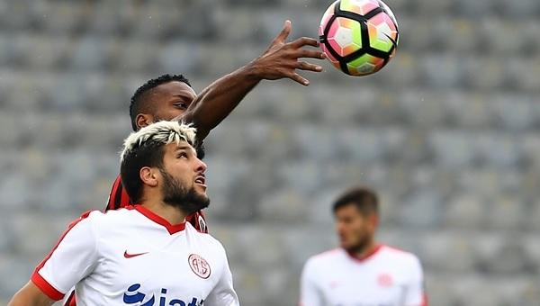 Gençlerbirliği 1-1 Antalyaspor maç özeti ve golleri