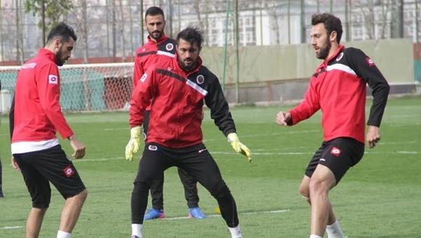Gençlerbirliği'nin Antalyaspor maçı idmanında 3 eksik