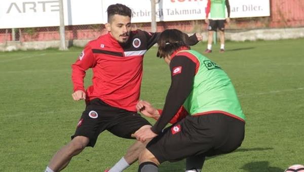 Gençlerbirliği'nin Gaziantepspor maçı idmanında 2 eksik