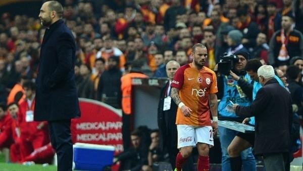 Guido Albers: ''Sneijder'in ayrılma düşüncesi yok!''