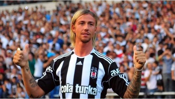 Guti'den Beşiktaş paylaşımı