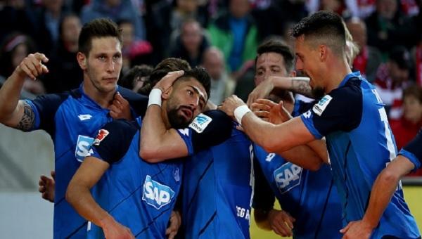 Hoffenheim'da Kerem Demirbay'dan tarihi gol