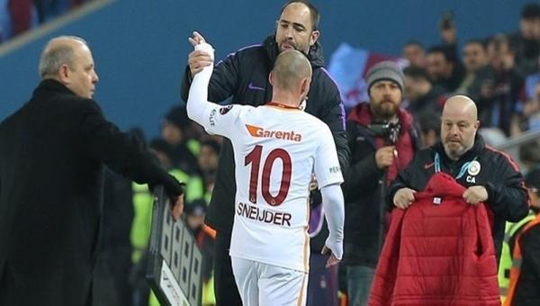 Igor Tudor ve Sneijder arasında soğuk savaş!