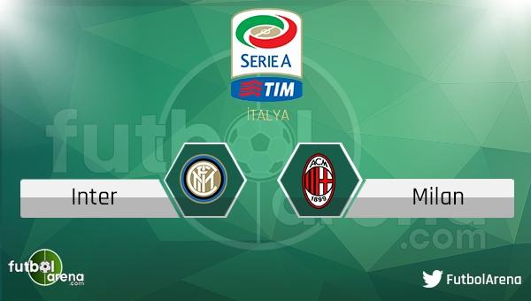 Inter - Milan maçı saat kaçta, hangi kanalda? (CANLI İZLE)