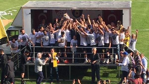 İstanbulspor şampiyonluğunu ilan etti